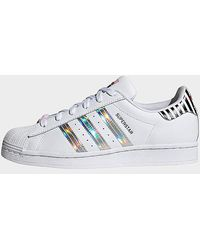 adidas Originals Chaussure Superstar Bold - Blanc
