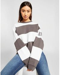 Levi's Levis Stripe Crew Sweatshirt - Multicolour