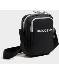 adidas Originals Zx Cross Body Bag - Black