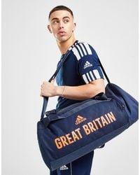 adidas Team Gb Olympics Holdall - Blue