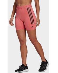 adidas Speed Creation Shorts - Pink