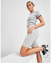 Ellesse Core Logo Cycle Shorts Damen - Mehrfarbig