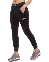 Nike - Sportswear Velour Trousers - Lyst