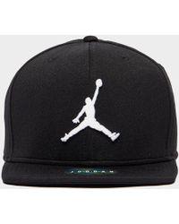 3a1110e6f Jumpman Snapback Cap - Black