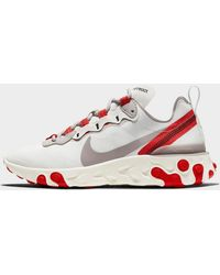 Nike React Element 55 - Red