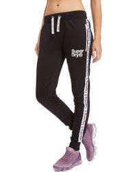 Superdry | Tape Tricot Track Pants | Lyst