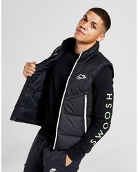 Nike Down Fill Windrunner Shield Gilet - Black