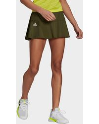 adidas Tennis Heat.rdy Primeblue Match Skirt - Green