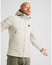 Nike Sportswear Hybrid Jacket - Natural