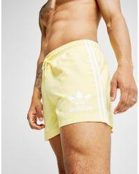 adidas Originals - California Swimshorts - Lyst