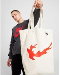 Nike Heritage Tote Bag - Multicolour