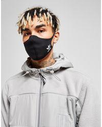 adidas Originals 3 Pack Face Coverings S/m - Black