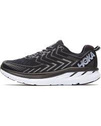 Hoka One One Clifton 4 Running Shoes - Black