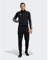 adidas Originals Tiro 19 Training Overalls - Black