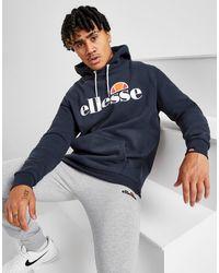 New Ellesse Men's Kasper Overhead Hoodie