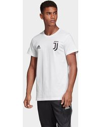 adidas - Juventus Turin Graphic T-shirt - Lyst
