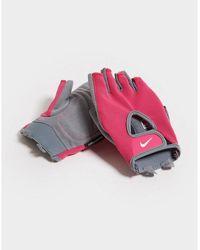 Nike Fundamental Gloves - Pink