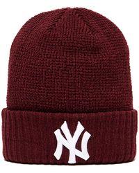 KTZ - Mlb New York Yankees Knit Beanie - Lyst