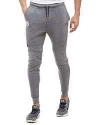 Nike - Manchester City Fc Tech Trousers - Lyst