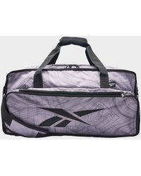 Reebok One Series Grip Duffle Bag Large - Gray