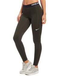 Nike | Pro Tight Leggings | Lyst