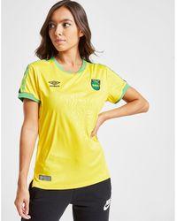Umbro Jamaica 2019 Home Shirt - Yellow