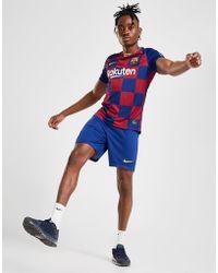 Nike - Short Domicile FC Barcelona 2019/20 Homme - Lyst