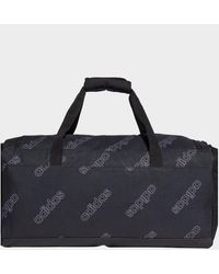 adidas Originals Linear Cf Duffel Bag Medium - Black