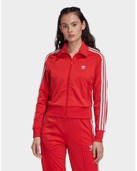 adidas Originals Firebird Track Top - Red