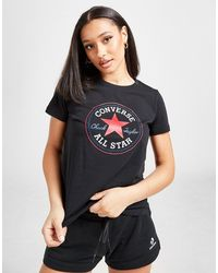 Converse Chuck Taylor T-shirt - Black