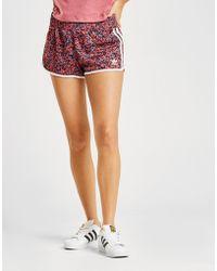 adidas Originals - Digital Camo All Over Print Shorts - Lyst