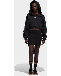 adidas X Ivy Park Hooded Dress - Black