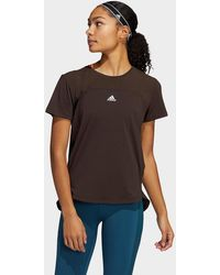 adidas Aeroready T-shirt - Brown