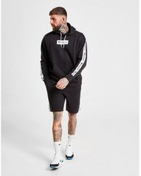 Champion Tape Shorts - Black