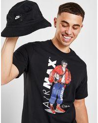 Nike Air Max Manga T-shirt - Black