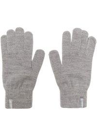 adidas Originals Trefoil Gloves - Gray