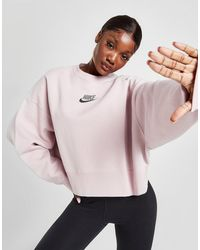 Nike Futura Crew Sweatshirt - Multicolor