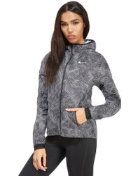 Nike Shield Racer Jacket - Black