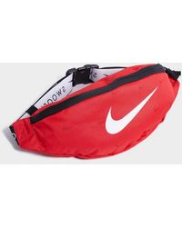 Nike Swoosh Heritage Hip Pack - Red
