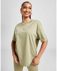 Nike Grid Boyfriend T-shirt - Green