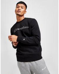 Champion Core Crew Sweatshirt - Black