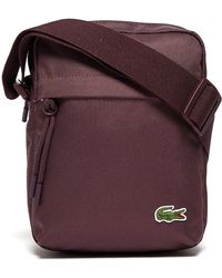 Lacoste Small Items Pouch Bag - Red