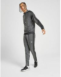 adidas Match Track Pants - Gray