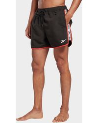 Reebok Sumner Swim Shorts - Black