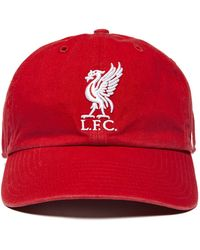 47 Brand - Liverpool Fc Cap - Lyst