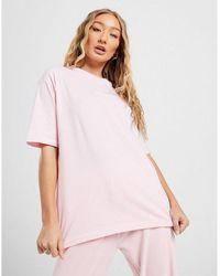 Juicy Couture Boyfriend Logo T-shirt - Pink