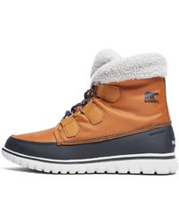 Sorel Cosy Carnival Boot - Brown