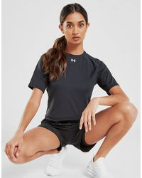 Under Armour Coolswitch T-shirt - Black