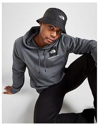 The North Face Sweat à capuche Fine Box Homme - Gris