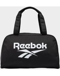 Reebok Classics Foundation Duffle Bag - Black